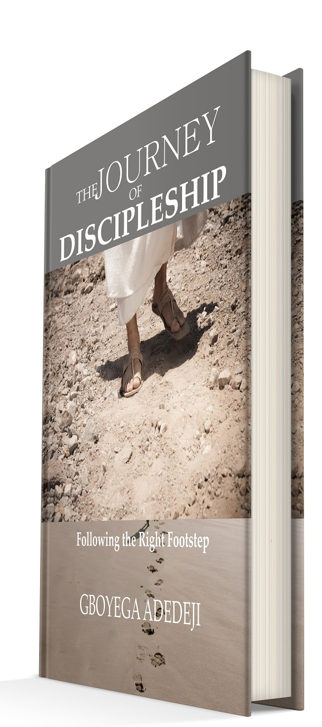 The Journey of Discipleship: Following The Right Footstep