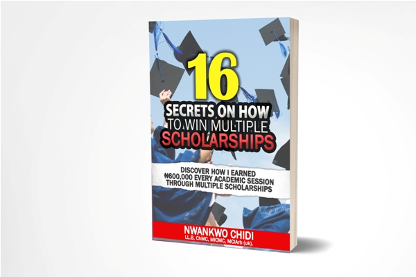 16 Secrets on How To Win Multiple Scholarships In Nigeria.