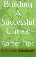 Building A Succesful Career